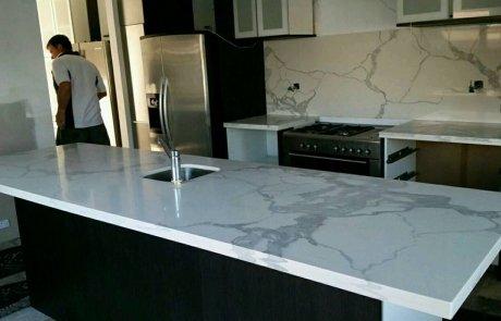quantum quartz stone benchtops Sydney